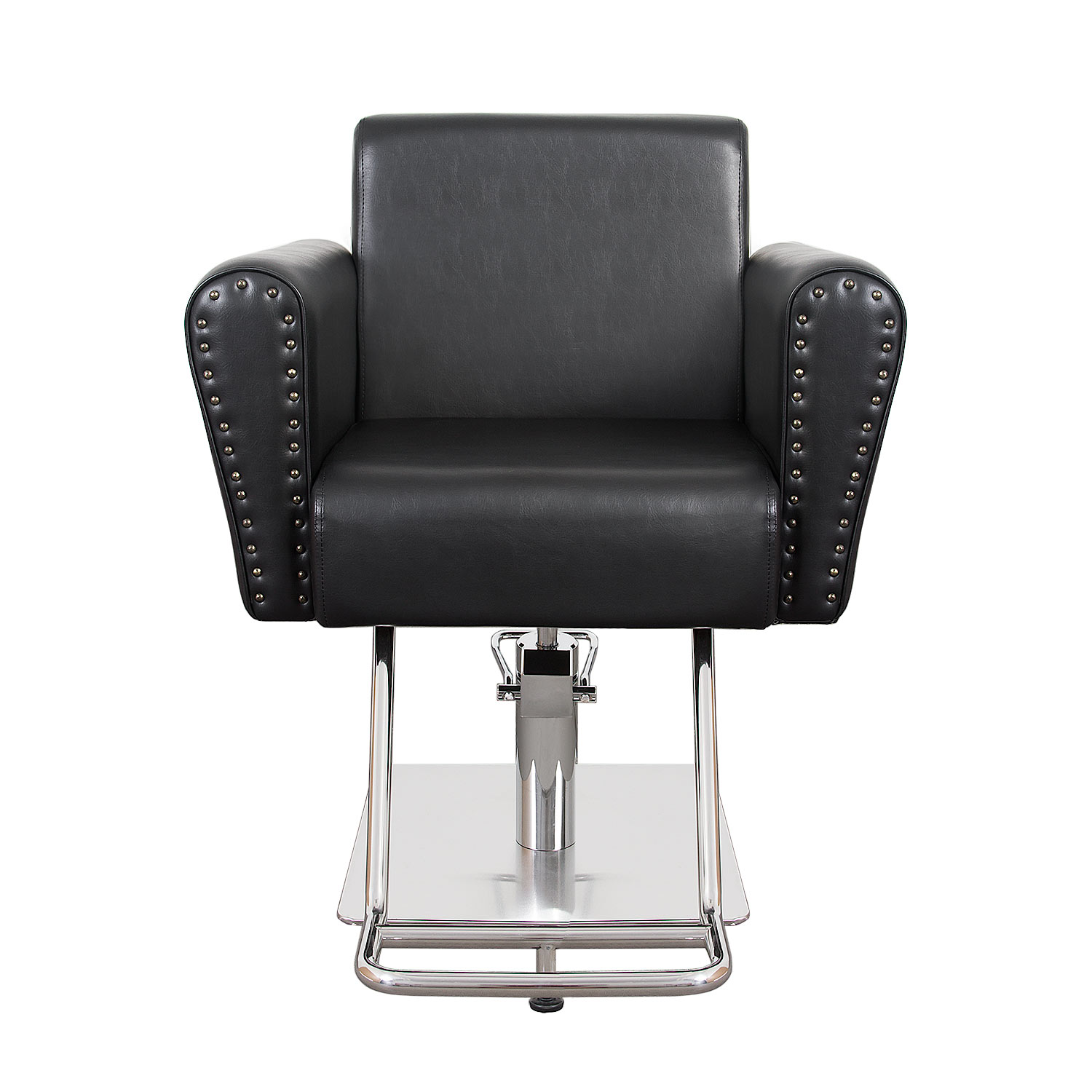 Avalon Squared Styling Chair With Nailhead Trim alternative product image 1