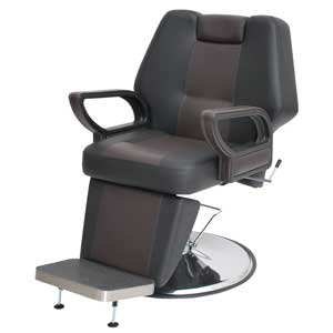 Barrow Reclining Euro Barber Chair product image