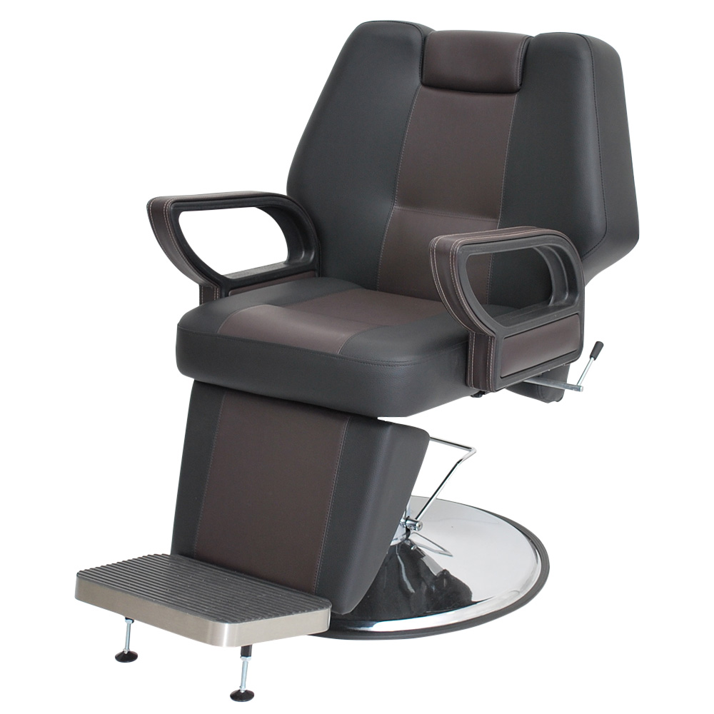 Barrow Reclining Euro Barber Chair  main product image
