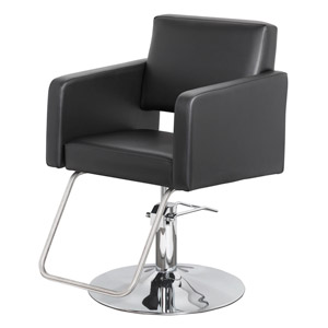 Modin Hair Salon Styling Chair in Black product image