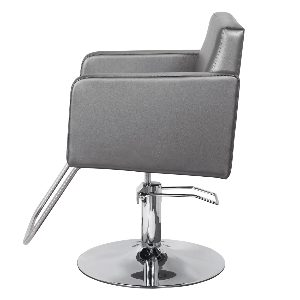 Modin Hair Salon Styling Chair in Grey or White alternative product image 2