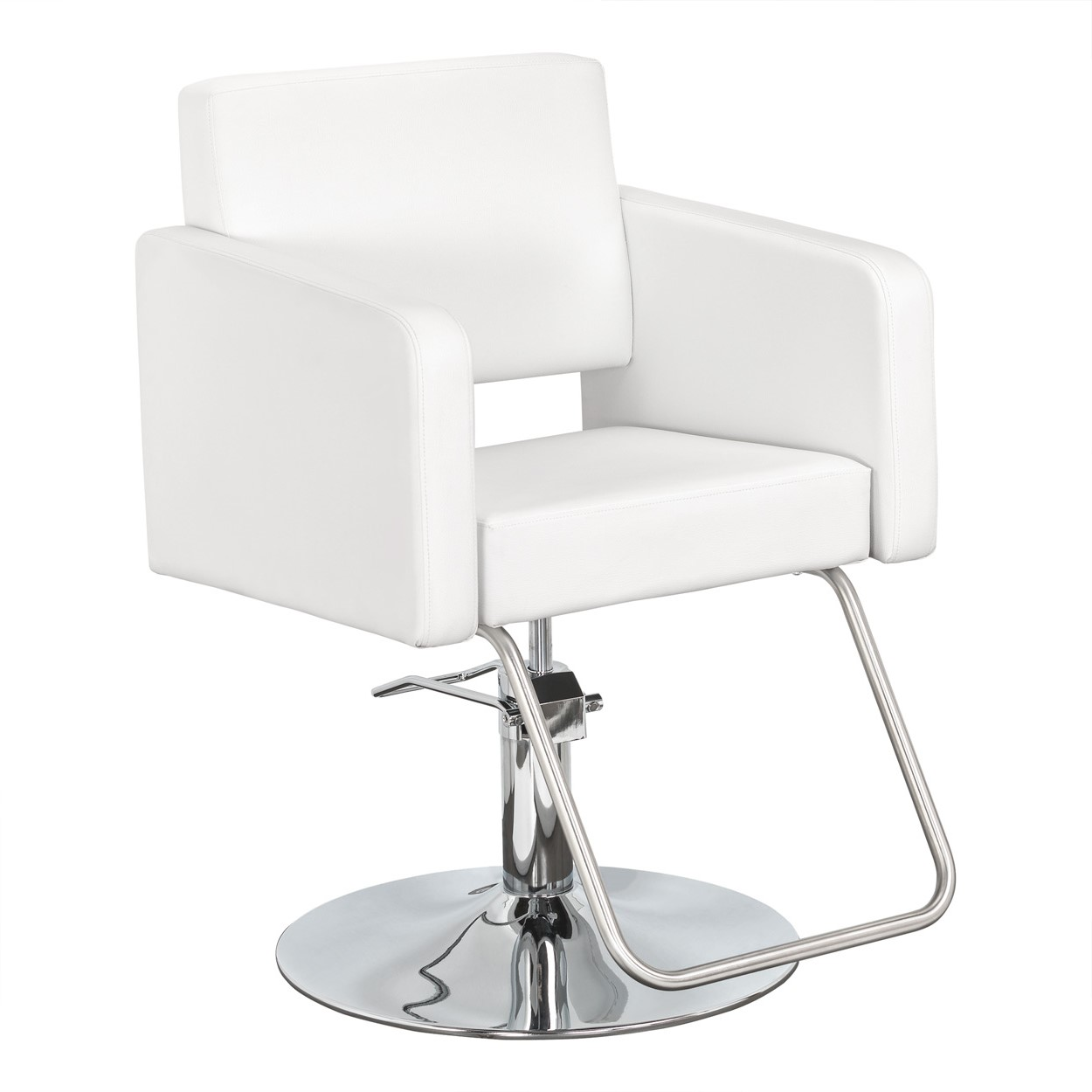 Modin Hair Salon Styling Chair in Grey or White alternative product image 3
