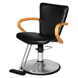 Belvedere Caddy Salon Chair  main product image