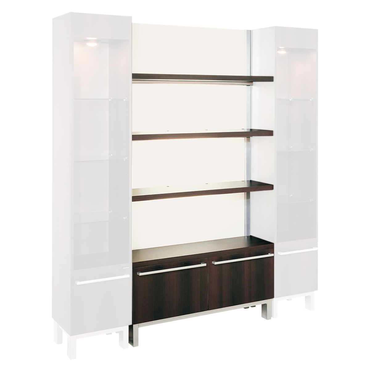 Belvedere KT182/KT183 Kallista Retail Display Cases alternative product image 1