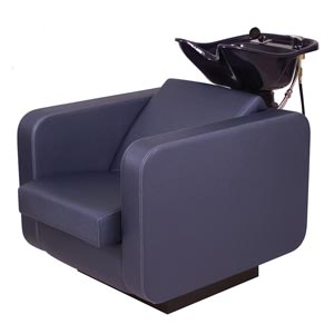 Belvedere Plush Backwash Shampoo Chair Unit product image