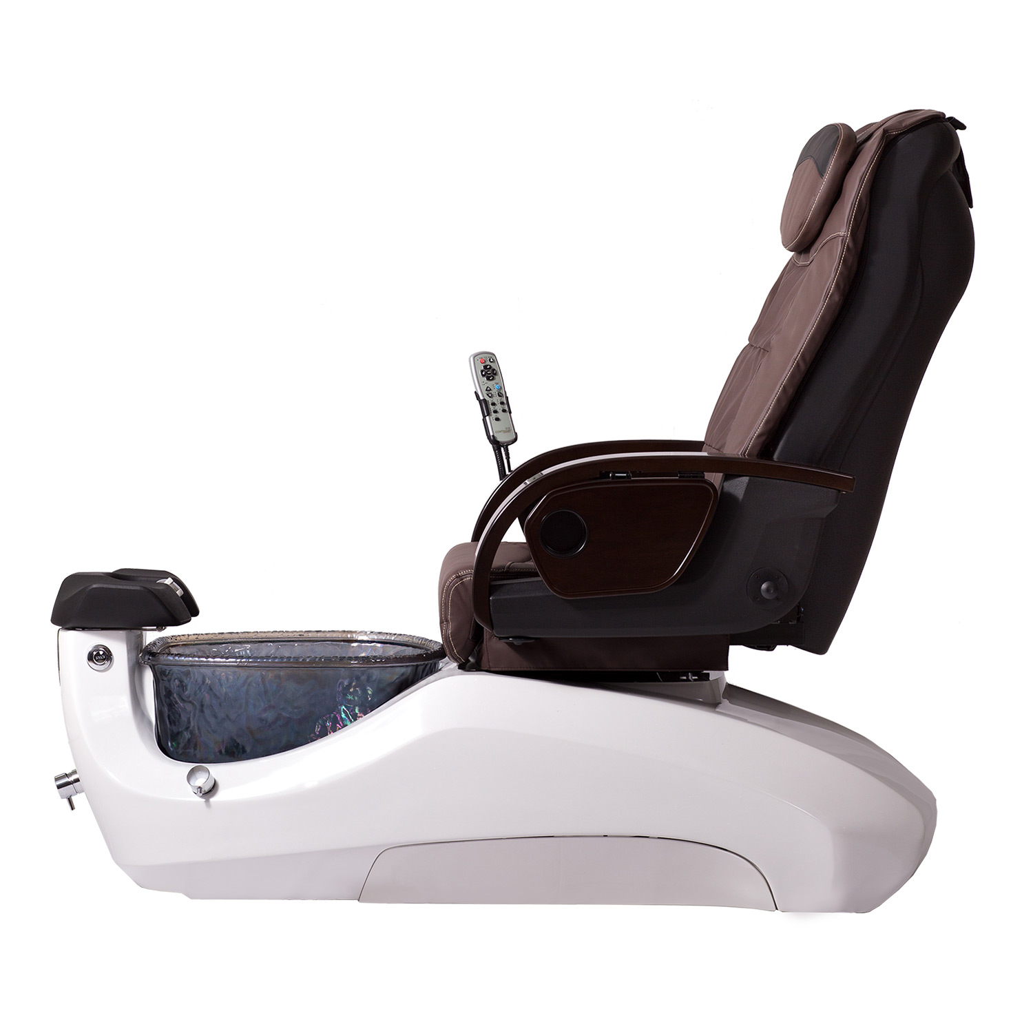 Continuum Bravo with Glass Basin Pedicure Spa Chair alternative product image 6