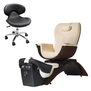 Continuum Footspas Maestro Pedicure Spa Chair product image