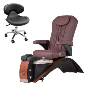 Continuum Echo SE Footspa Pedicure Spa Chair product image