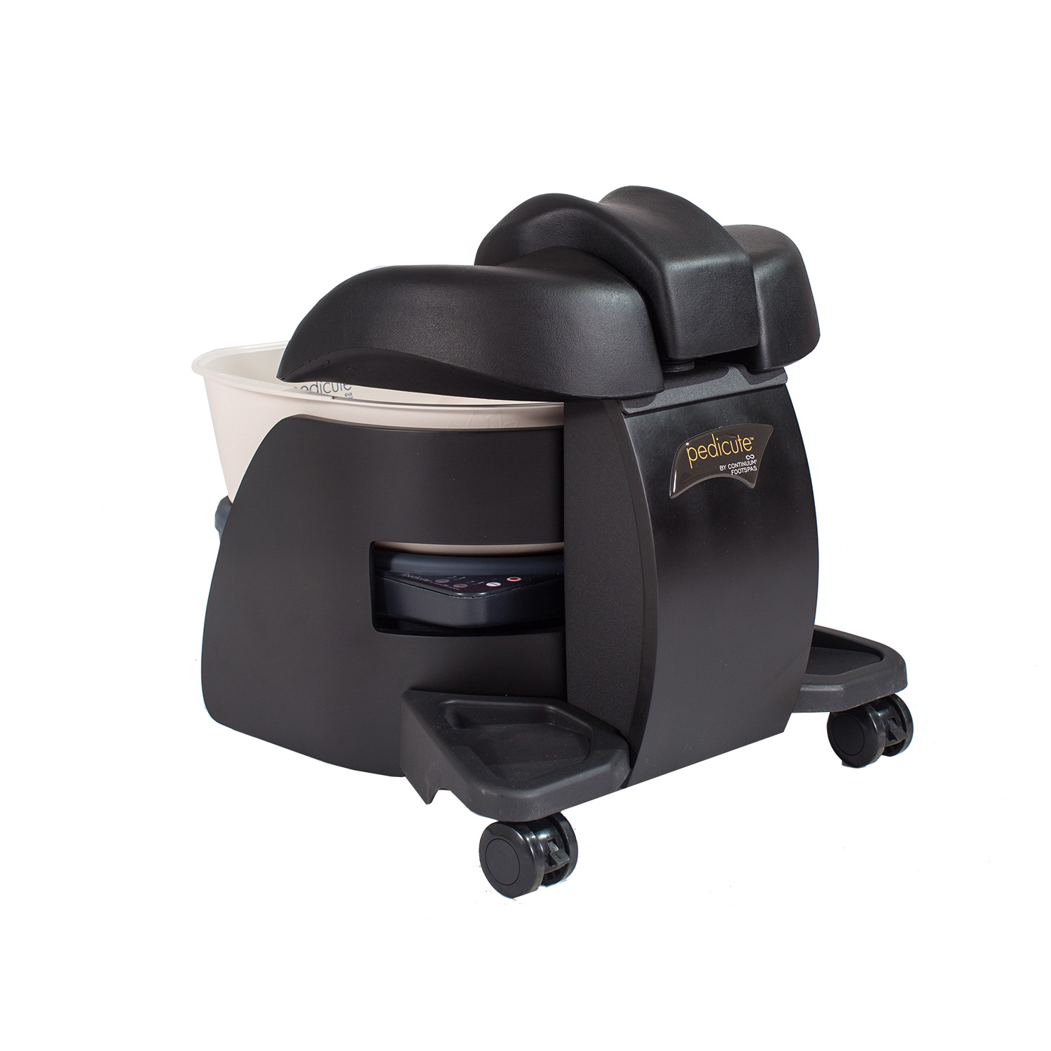 Awesome Continuum Pedicute Portable Foot Spa With Foot Rest Caraccident5 Cool Chair Designs And Ideas Caraccident5Info