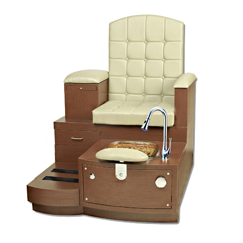 Gulfstream Paris Pedicure Bench alternative product image 3