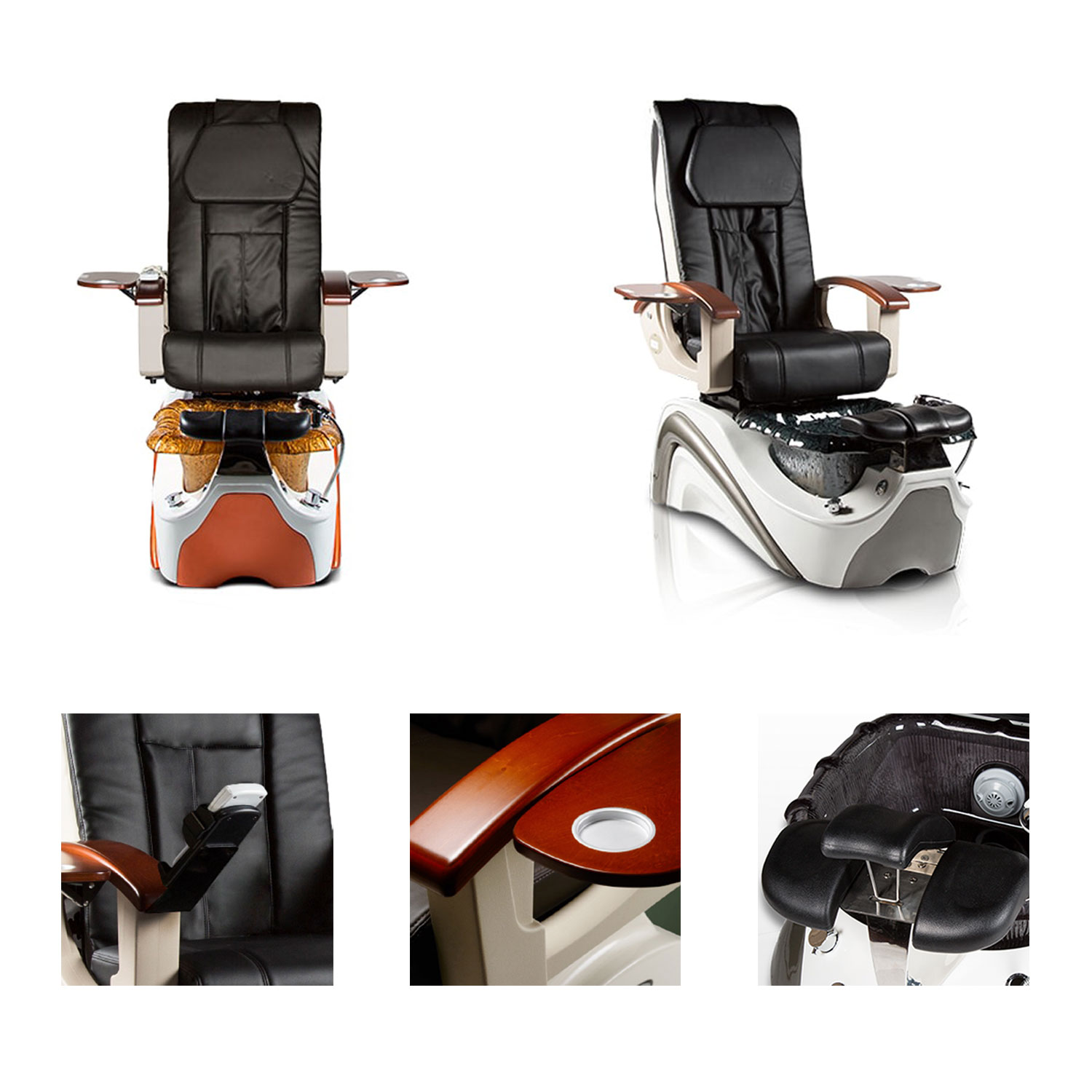 Empress LX Pipeless Pedicure Spa Chair alternative product image 1