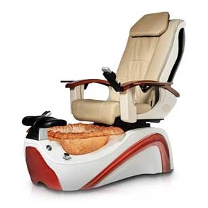 Empress LX Pipeless Pedicure Spa Chair product image