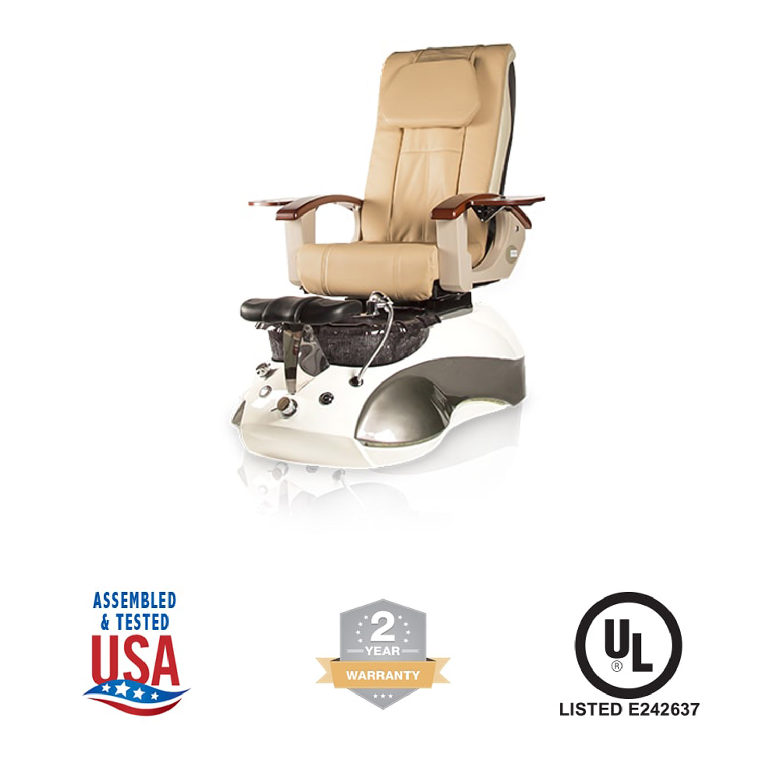 Empress RX Pedicure Spa Chair alternative product image 2