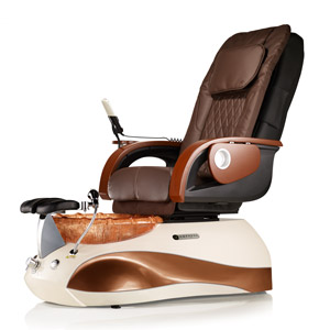 Empress SE Pedicure Spa Chair product image