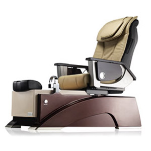 Episode LXP Custom Pedicure Massage Spa Chairs product image