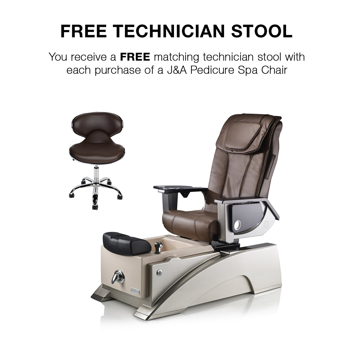 Episode LX Pedicure Massage Spa Chair alternative product image 2
