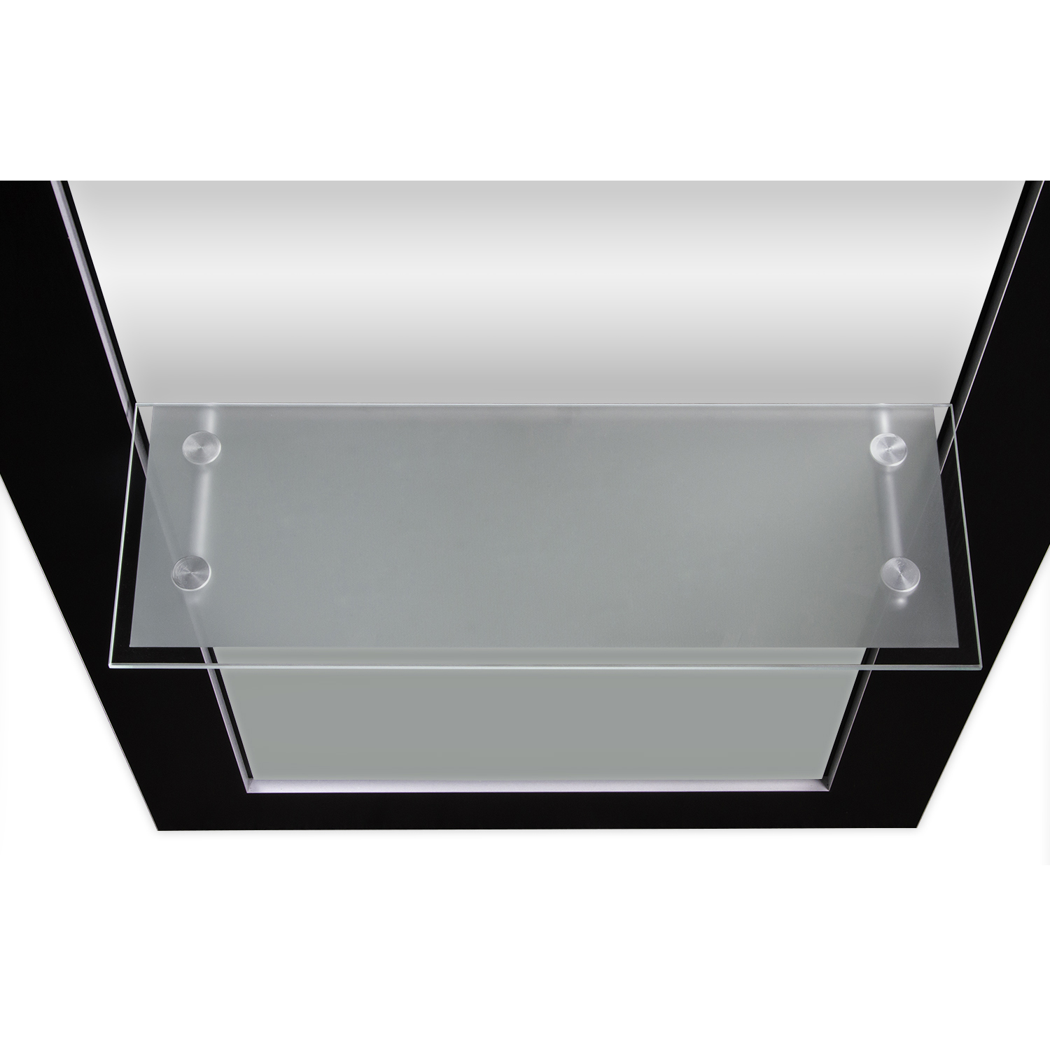 Fusion Mirrored Styling Station Black alternative product image 7