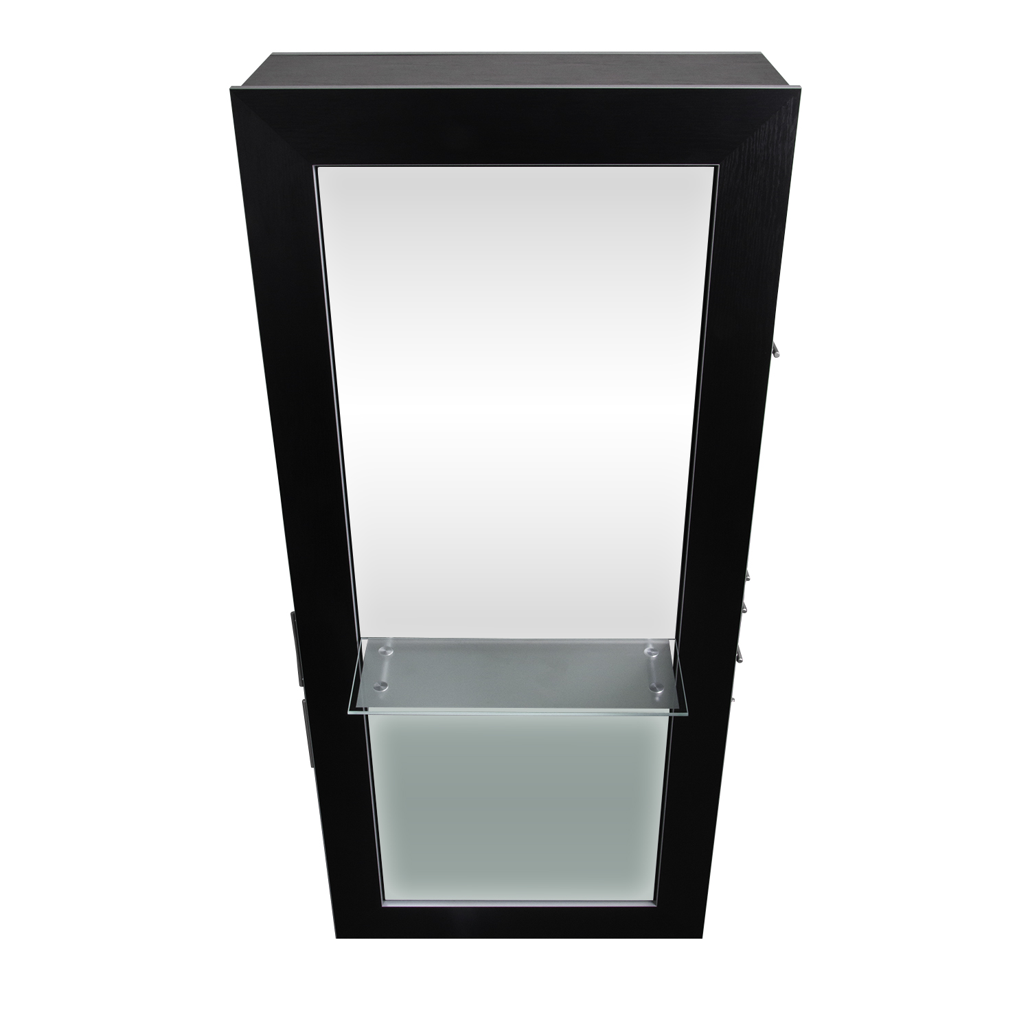 Fusion Mirrored Styling Station Black alternative product image 6