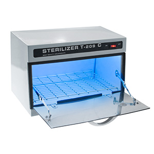 White Sterilizer Germicidal Cabinet product image