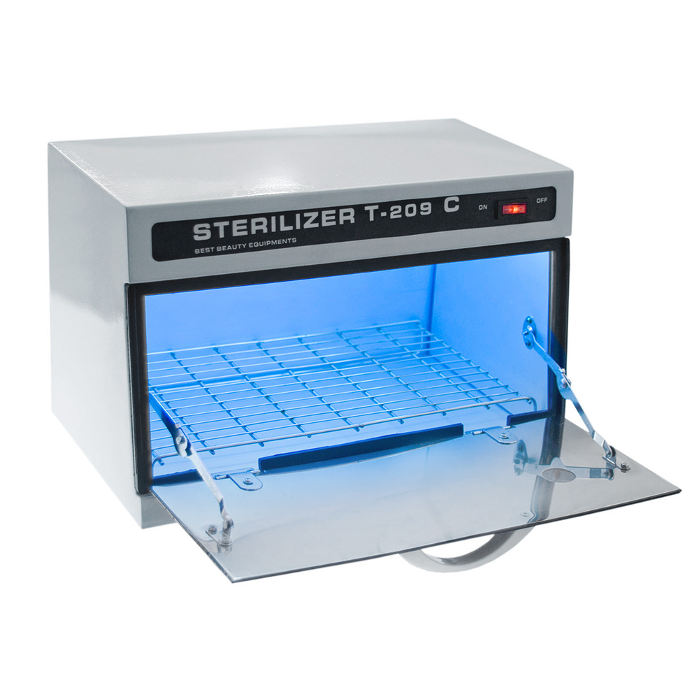 White Sterilizer Germicidal Cabinet  main product image