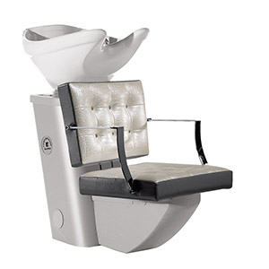 Comfortwash Grace Shampoo Chair And Sink by Salon Ambience product image