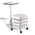 Portable Mani Table / Stool Combo product image