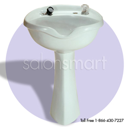 Marble Products Doric Pedestal Bowl with Dial-Flo Fixture / Diverter  main product image