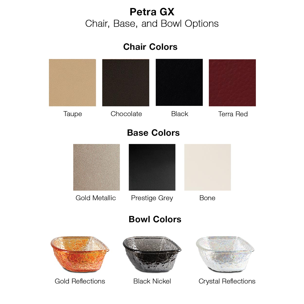 Petra LX Pedicure Spa Chair alternative product image 3