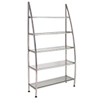 Salon Shelving Silver product image