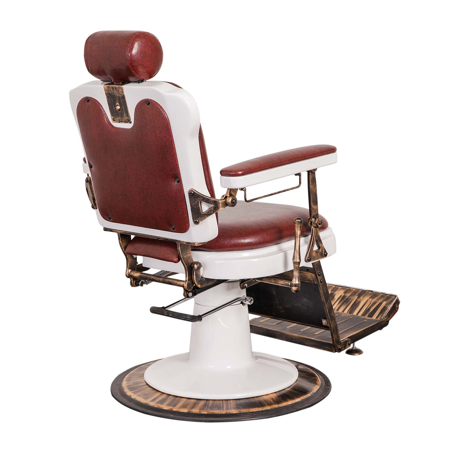 Pibbs 662 King Reclining Barber Chair alternative product image 3
