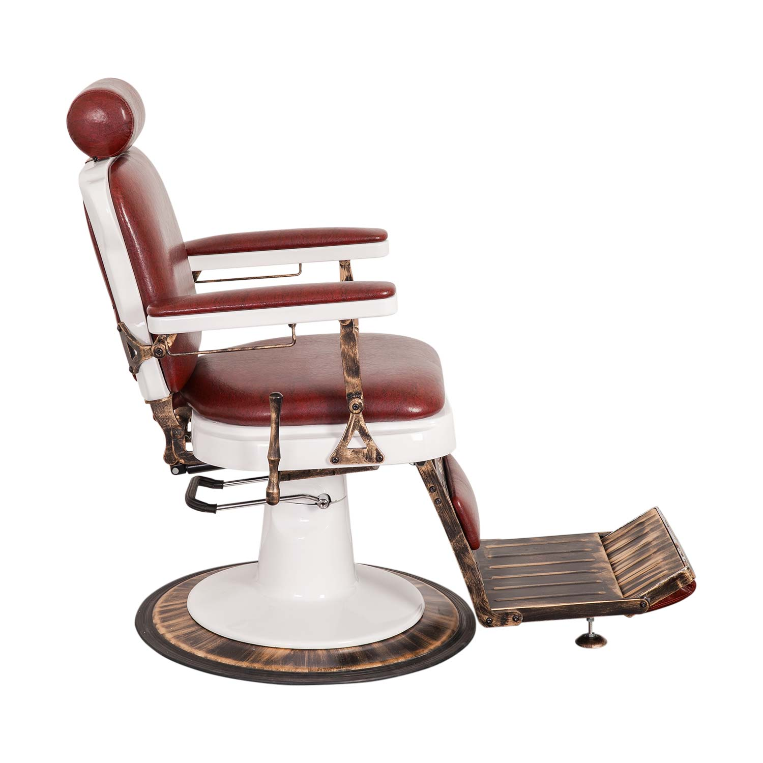 Pibbs 662 King Reclining Barber Chair alternative product image 2
