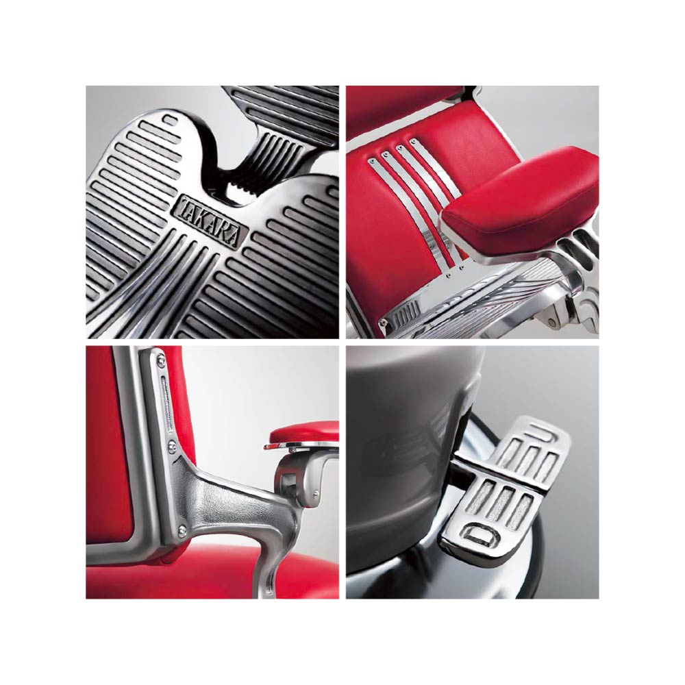 Takara Belmont Koken Legacy Barber Chair alternative product image 3