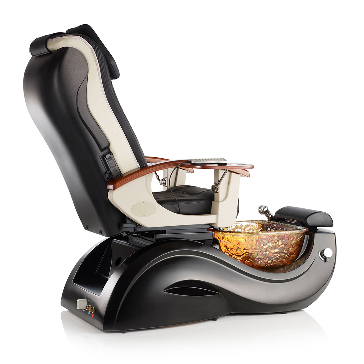 Lenox GX Pedicure Spa Chair with Massage & Glass Bowl alternative product image 7