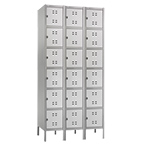 Spa and Salon 3 Column Box Lockers product image