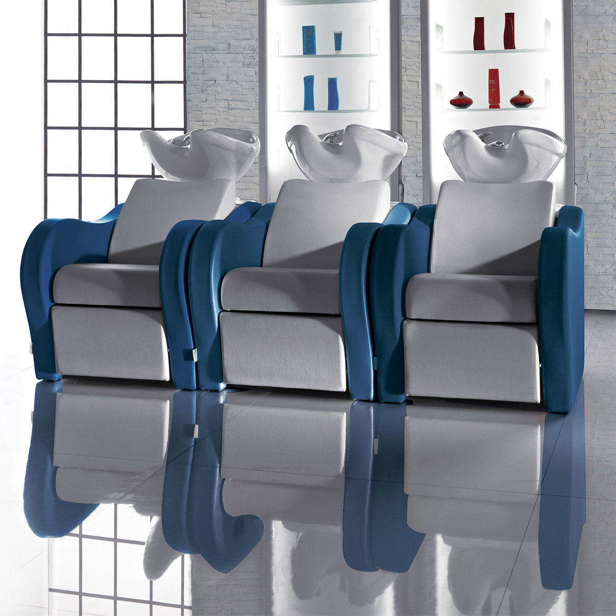 Luxury Shampoo Station with Chair by Salon Ambience alternative product image 4