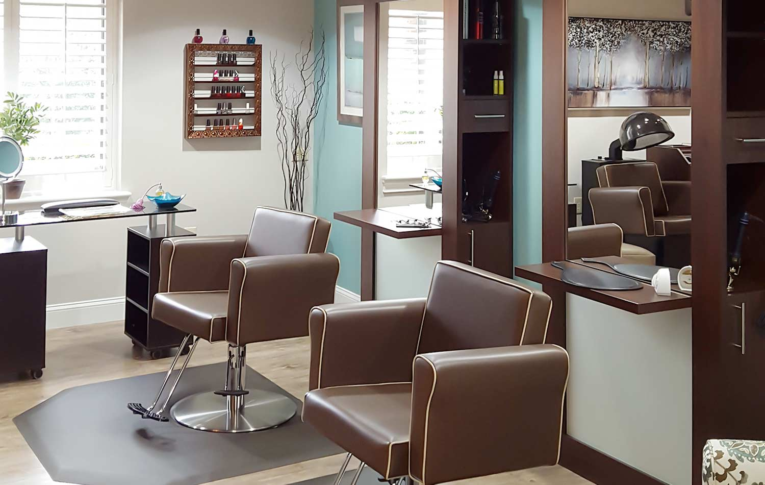 Salon Equipment For Seniors Nursing Homes Assisted Living