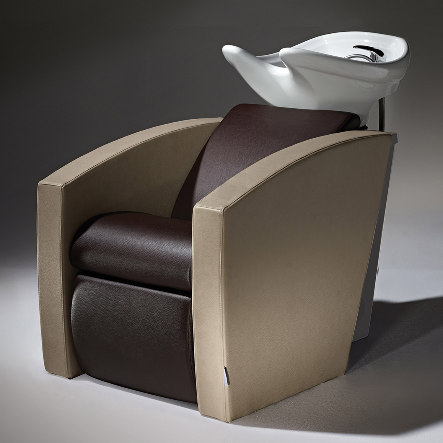 Mirage Shampoo Bowl with Chair by Salon Ambience alternative product image 1