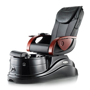 J & A Pacific AX Whirlpool Pipeless Pedicure Spa Chair product image