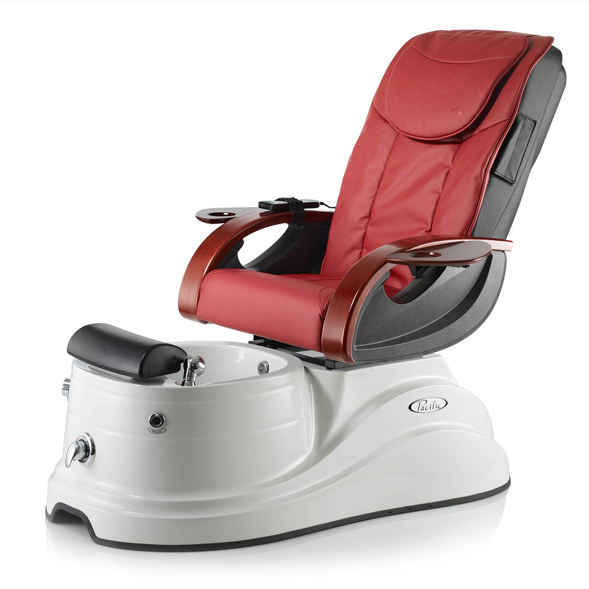 J & A Pacific AX Whirlpool Pipeless Pedicure Spa Chair alternative product image 1