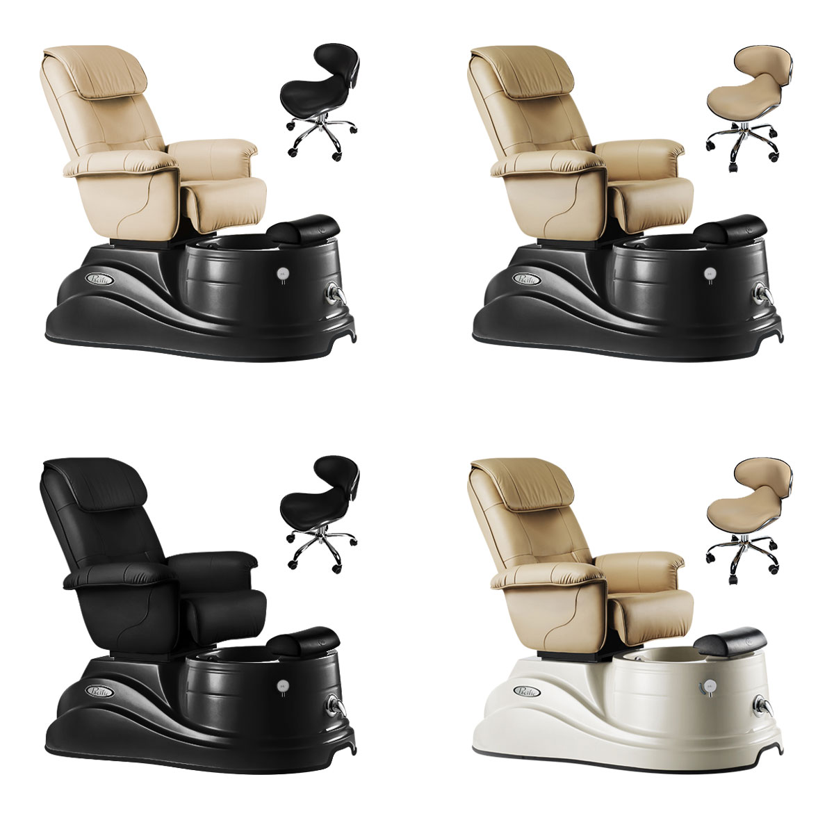 Pacific DS Day Spa Pedicure Spa Chair alternative product image 1
