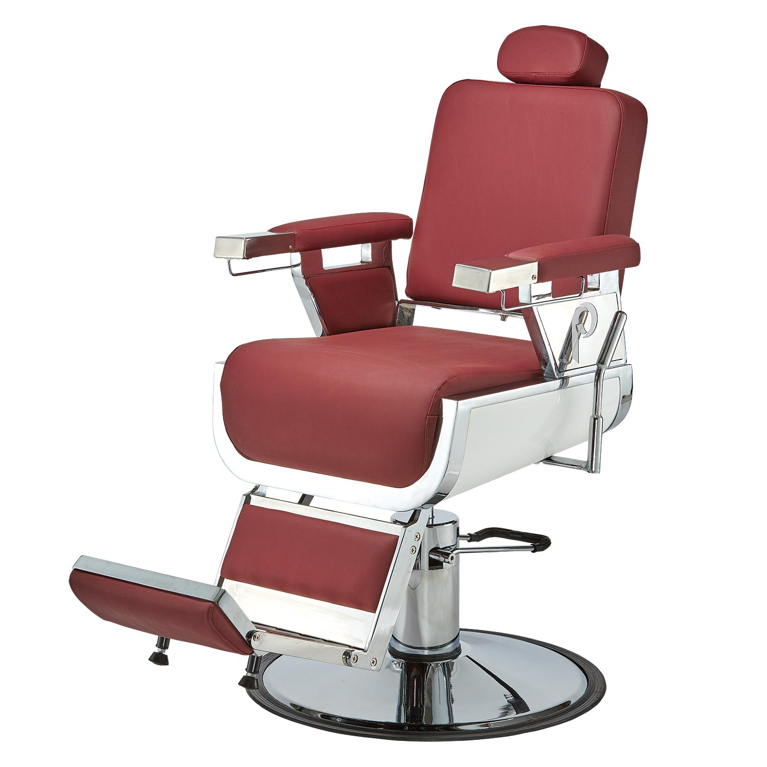 Pibbs 660 Grande Hydraulic Barber Chair  main product image