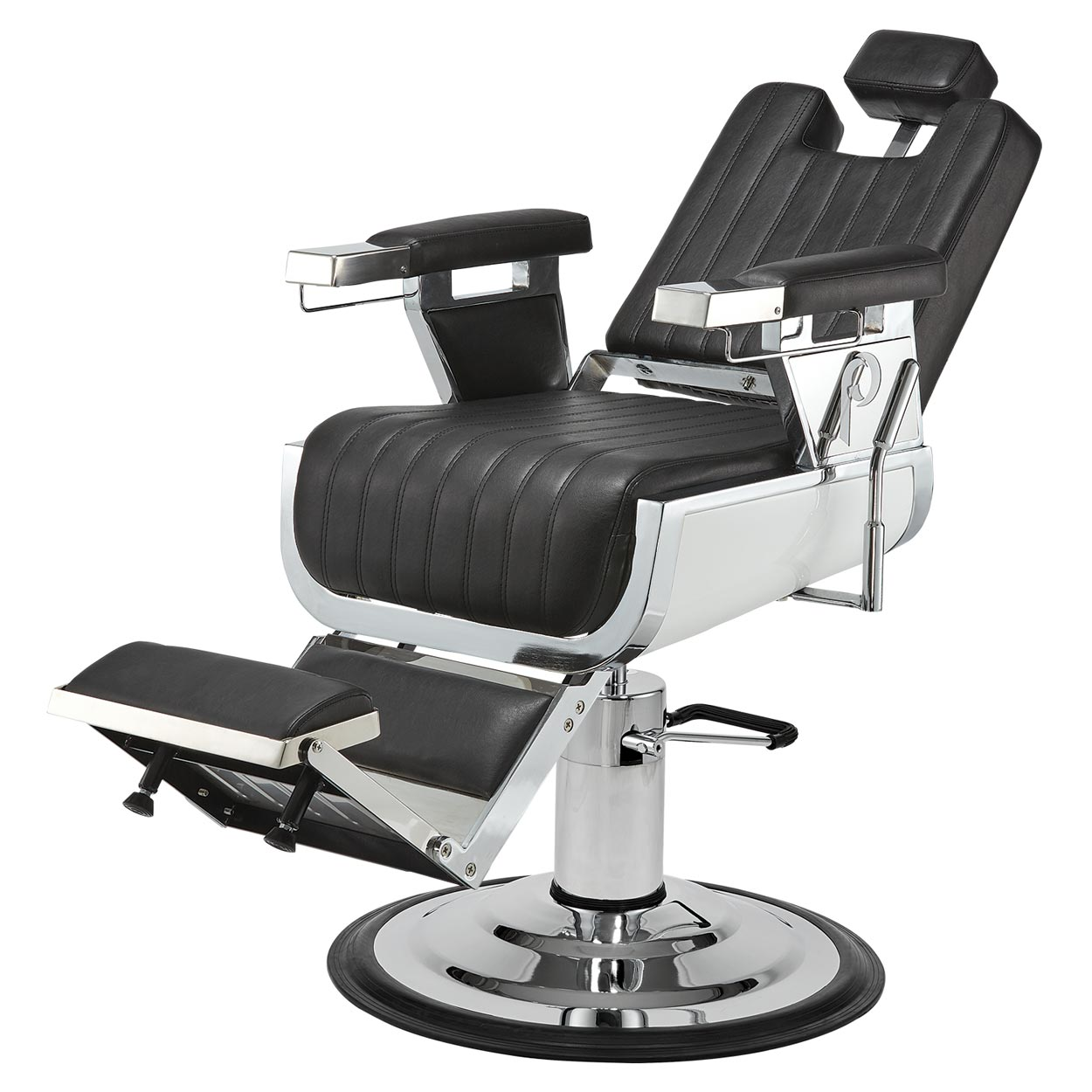 Pibbs 661 Seville Barber Shop Chair  main product image
