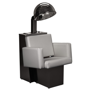 Pibbs 3469 Cosmo Salon Hooded Hair Dryer With Chair product image