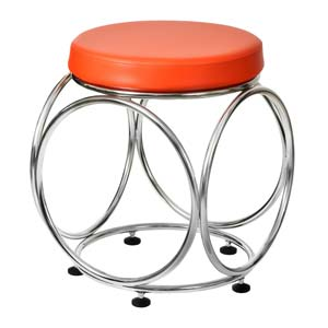 Pibbs 1010 Round Kubo Salon Reception Seat product image