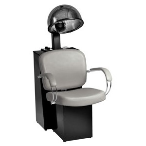 Pibbs 3969 Latina Salon Hair Dryer Chair With Hooded Dryer product image
