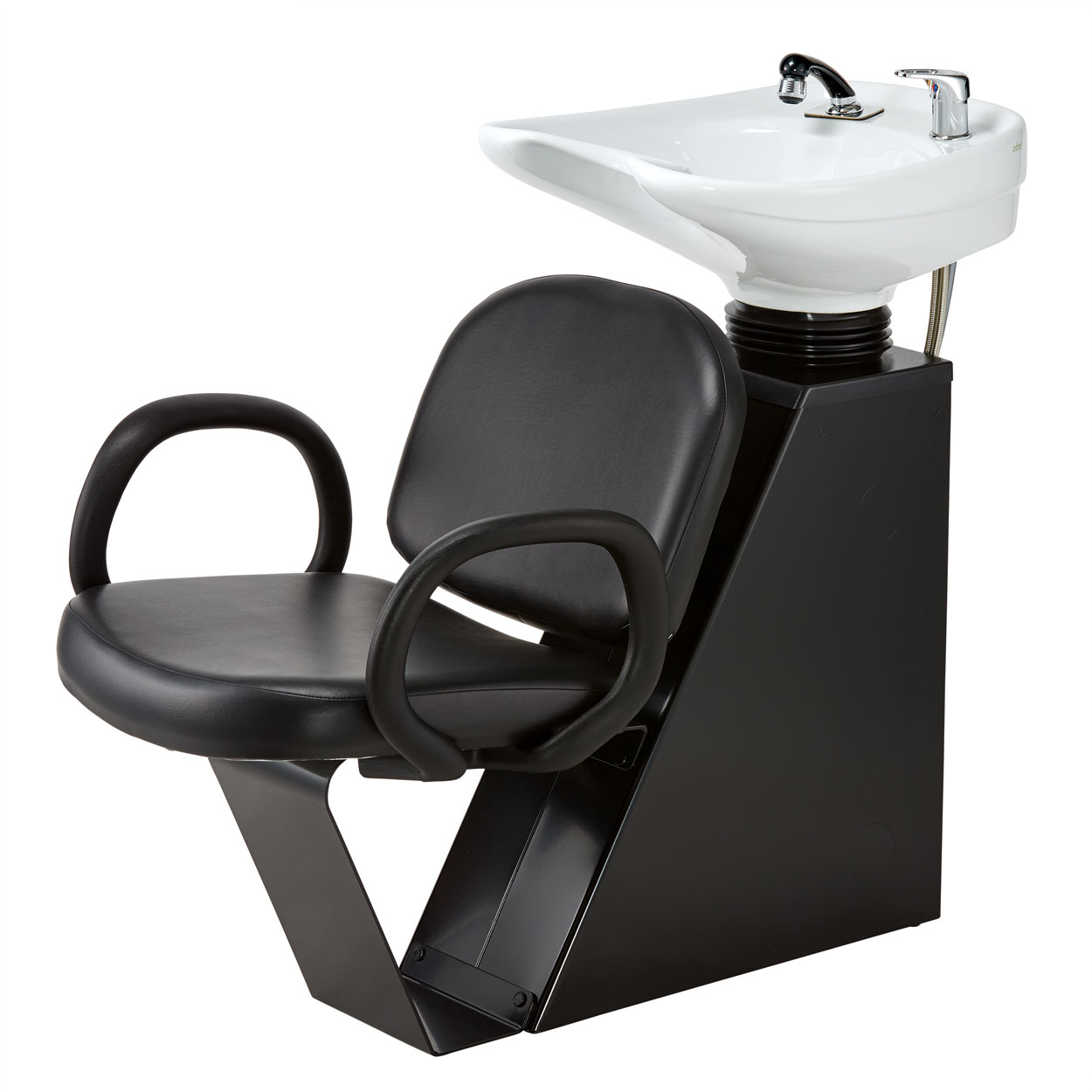 Pibbs 5274 Loop Shampoo Unit With Tilting Bowl  main product image