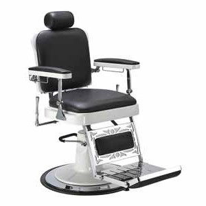 Pibbs 663 The Master Reclining Barber Chair product image