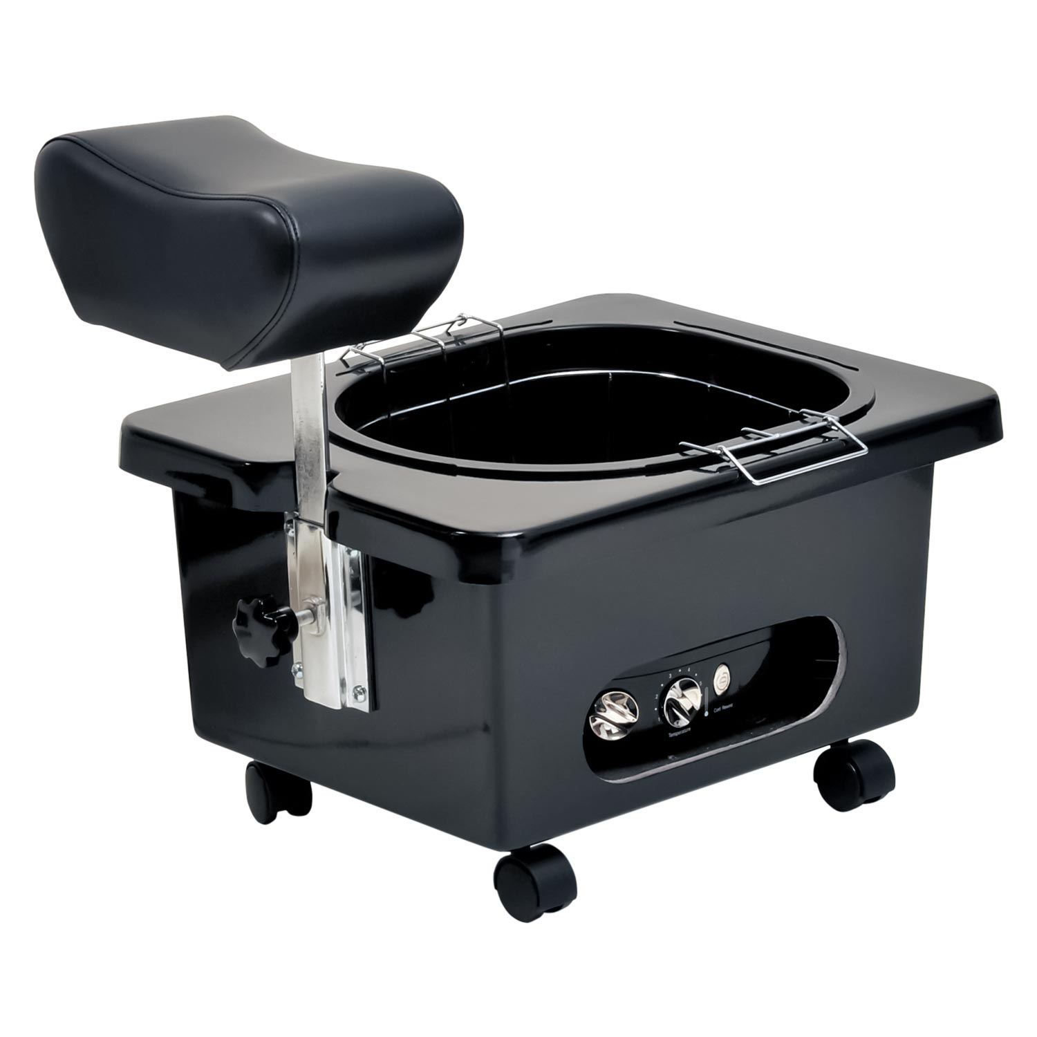 Pibbs Pedi-N-Go Portable Pedicure Bowl with Footrest  main product image