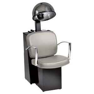 Pibbs 3769 Pisa Salon Hair Dryer Chair Combo With Dryer product image