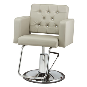 Pibbs 2206 Fondi Tufted Hair Salon Chair product image
